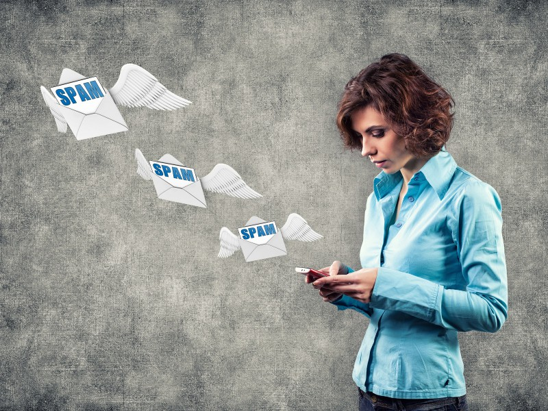 Expensive Spam Email – Avoid The Fines!